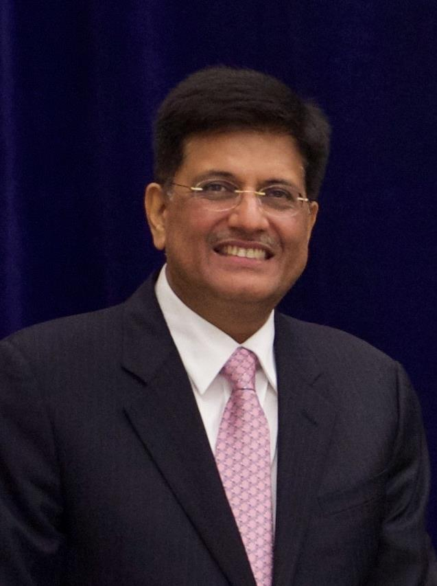 Railway Minister Piyush Goyal Phone Number, Office Contact Address